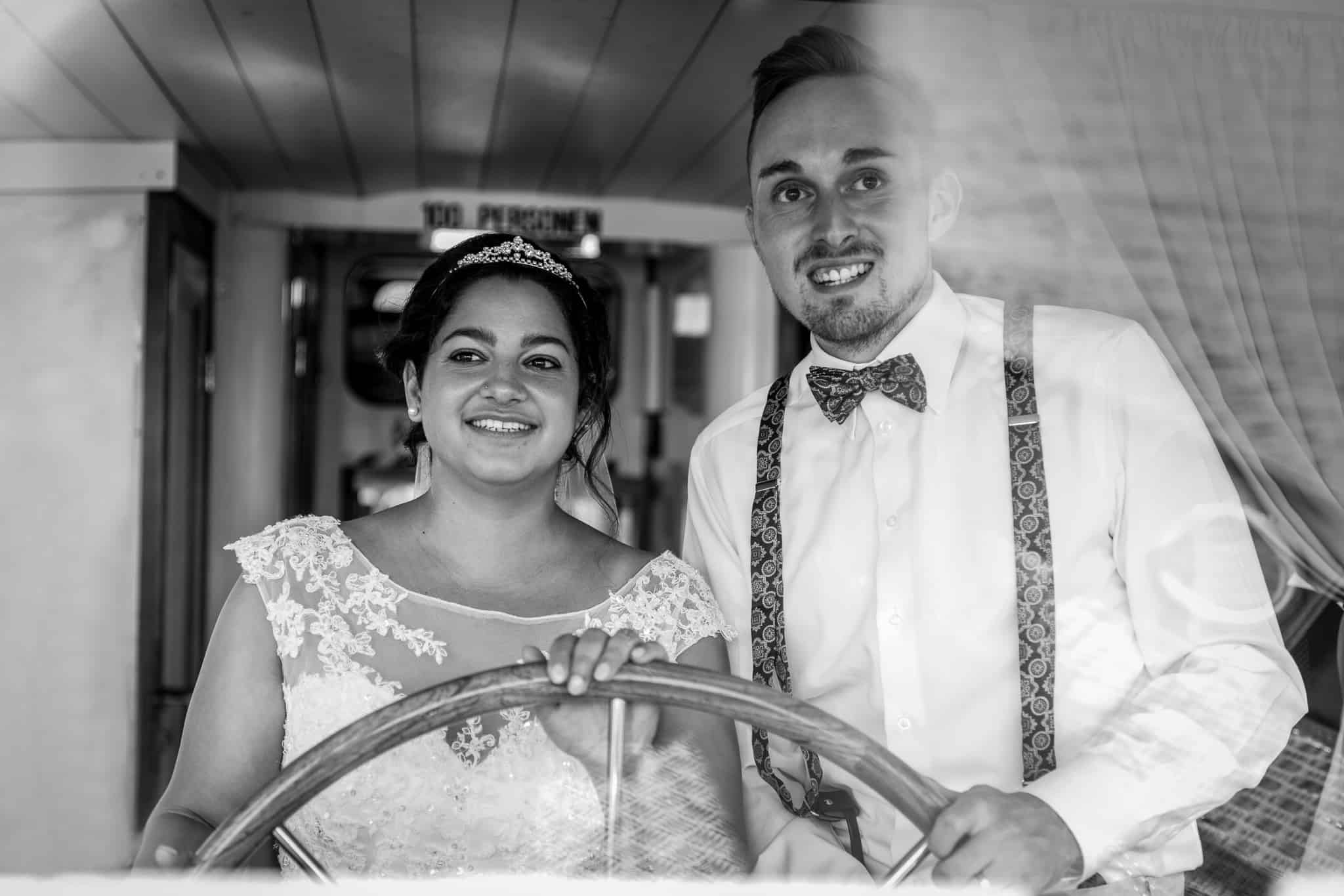 Hochzeit Schiff