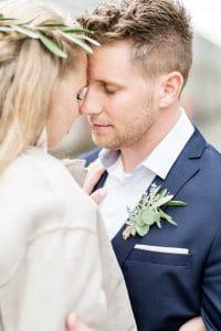Boho Hochzeit Fotograf Bern